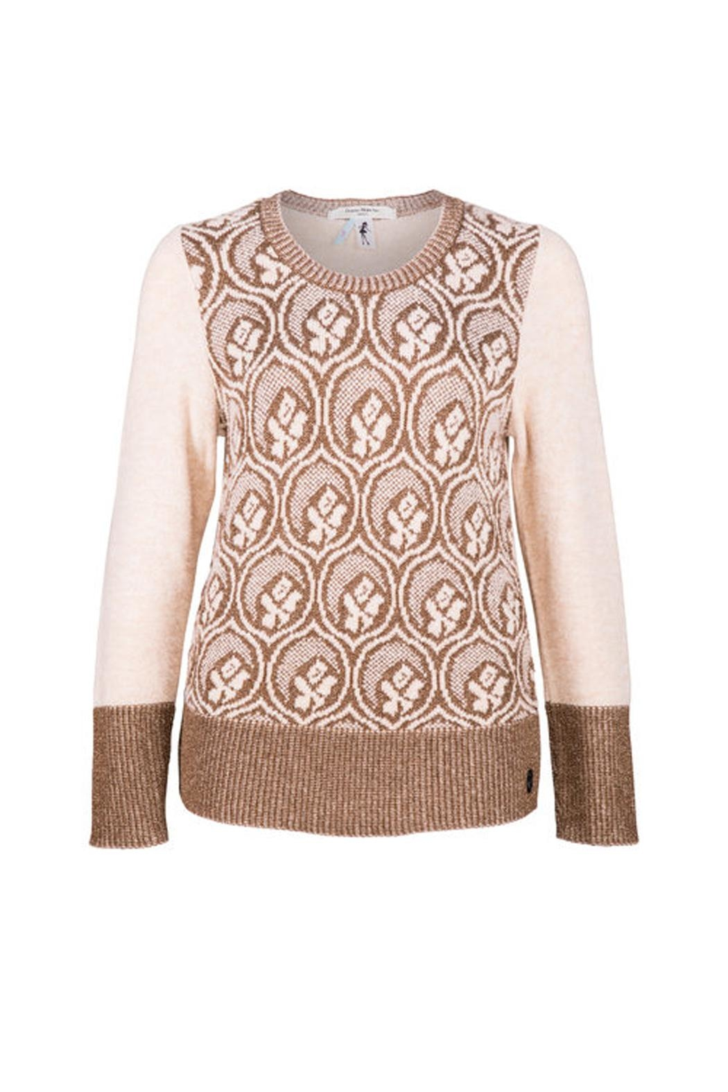 Dame Blanche Anvers Super Soft Sweater - Main Image