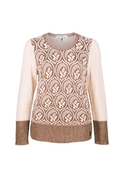 Dame Blanche Anvers Super Soft Sweater - Front cropped