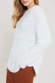 Pretty Little Things Super Softie Sweater - Front cropped