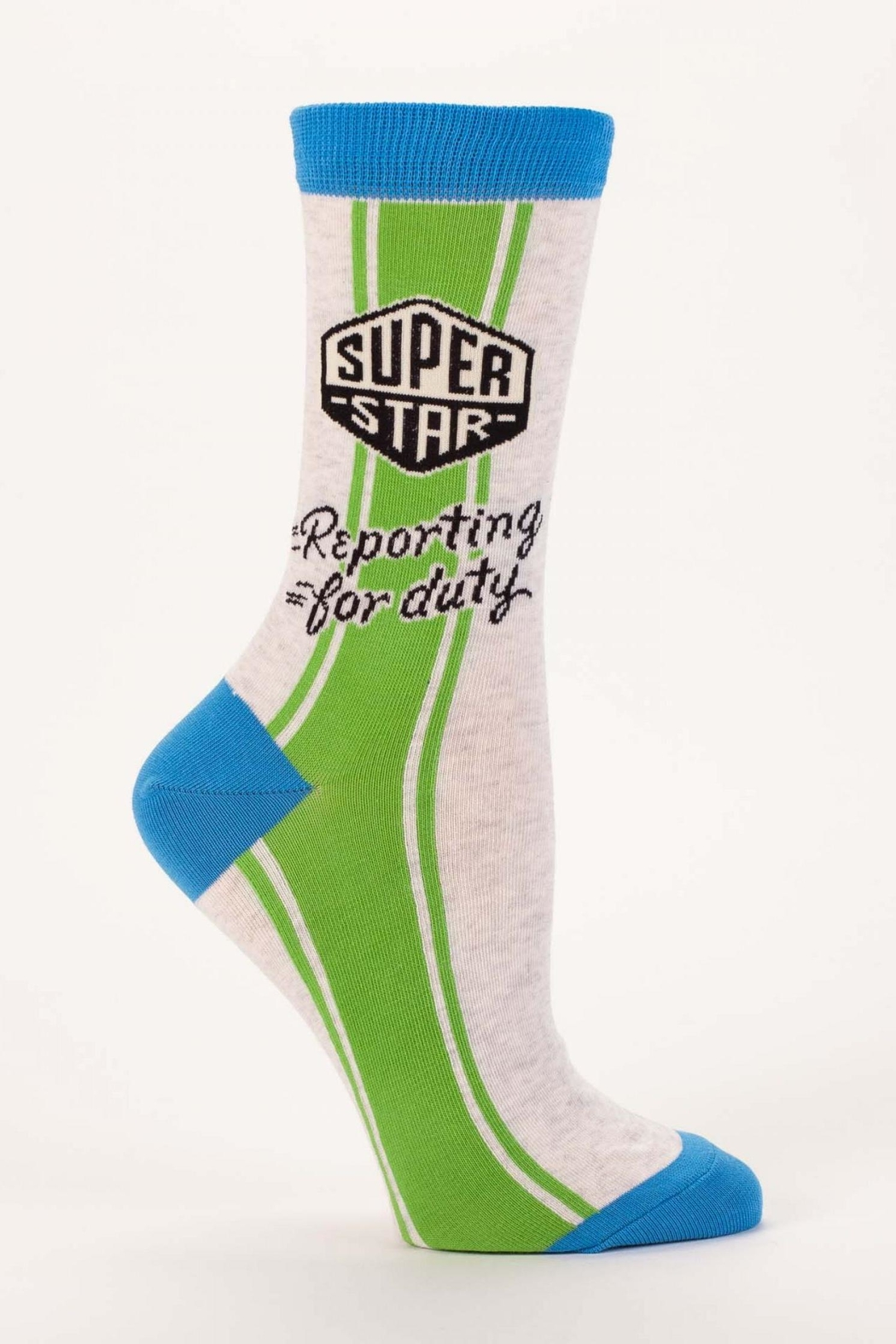 Blue Q Super Star Socks - Main Image