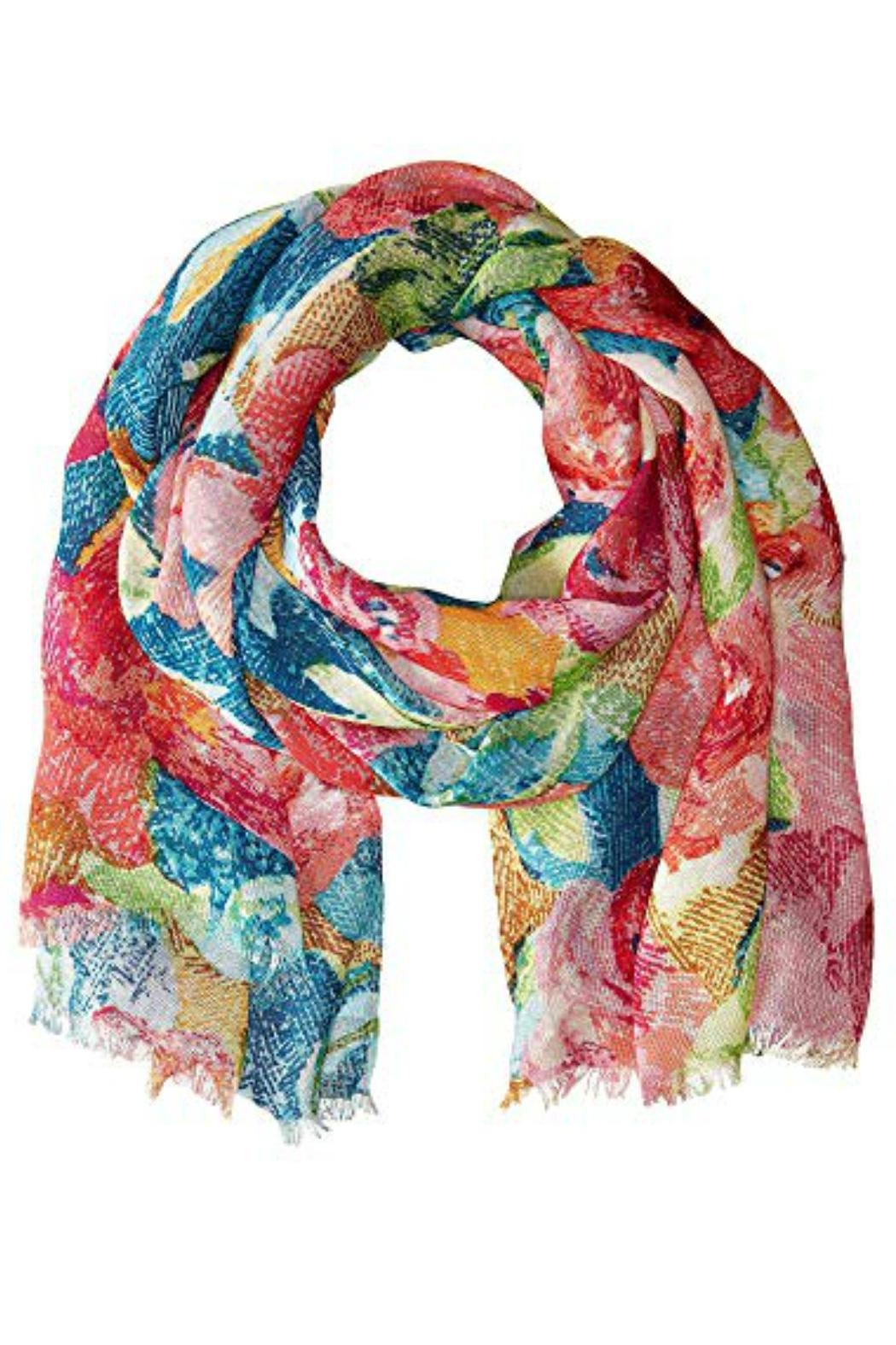 Vera Bradley Superbloom Soft Scarf from Kentucky by Mimi s Gift ... 106ce51995