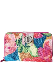 Vera Bradley Superbloom Turnlock Wallet - Product Mini Image