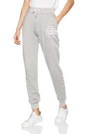 Superdry Athletic League Cuff Joggers - Front cropped