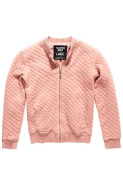 Superdry Beach Micro Jersey Bomber - Product Mini Image