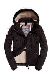 Superdry Boxy Snorkle Jacket - Product Mini Image