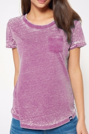 Superdry Burnout Pocket Tee - Product Mini Image