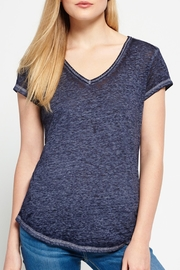 Superdry Burnout Vee Tee - Product Mini Image