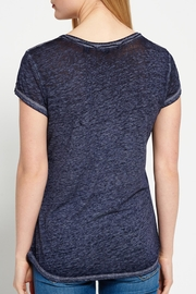 Superdry Burnout Vee Tee - Front full body