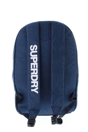 Superdry Embossed Kayem Backpack - Front full body