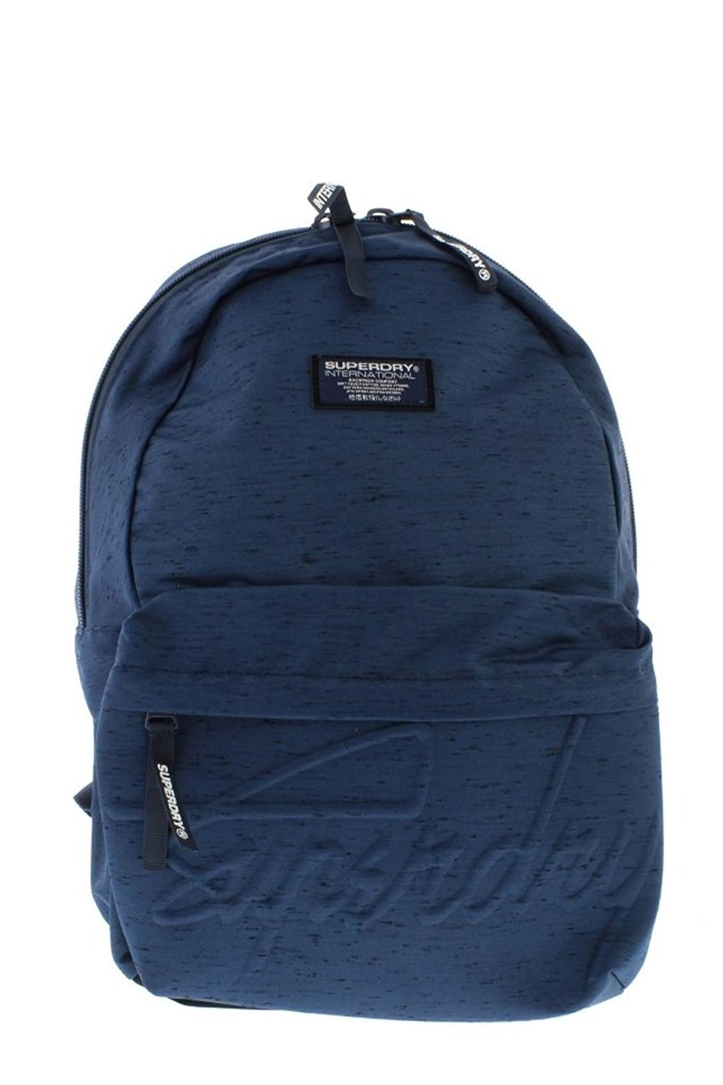 Superdry Embossed Kayem Backpack - Main Image