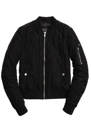 Superdry Quilted Utility Jacket - Product Mini Image