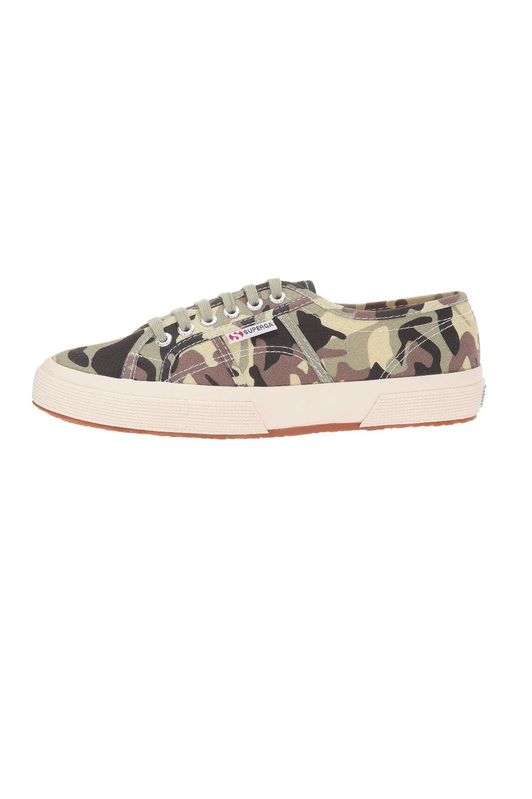 Superga Camouflage Sneakers - Main Image