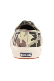 Superga Camouflage Sneakers - Side cropped