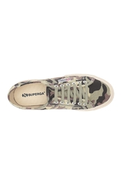 Superga Camouflage Sneakers - Back cropped