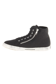 Superga Zip High Top Sneakers - Front cropped