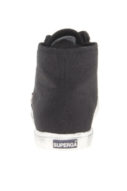 Superga Zip High Top Sneakers - Side cropped