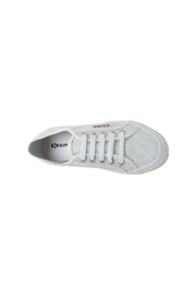 Superga Women's 2750 White Perforated Sneaker - Other