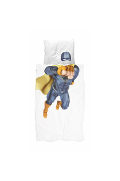 Shoptiques Product: Superhero Duvet Cover Set