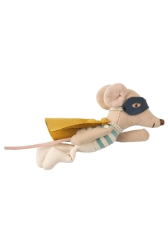 Shoptiques Product: Superhero-Mouse In Suitcase