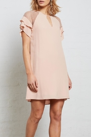 SHILLA THE LABEL Superior Mix Dress - Front full body
