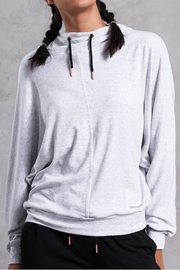 Superdry Supersoft Funnel Hoodie - Product Mini Image