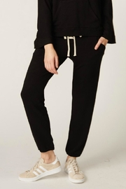 Monrow Supersoft Lace-Up Sweats - Product Mini Image