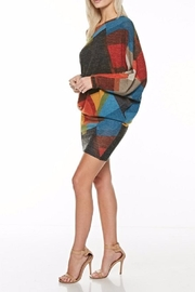 Superstar Colorblock Dress - Front cropped