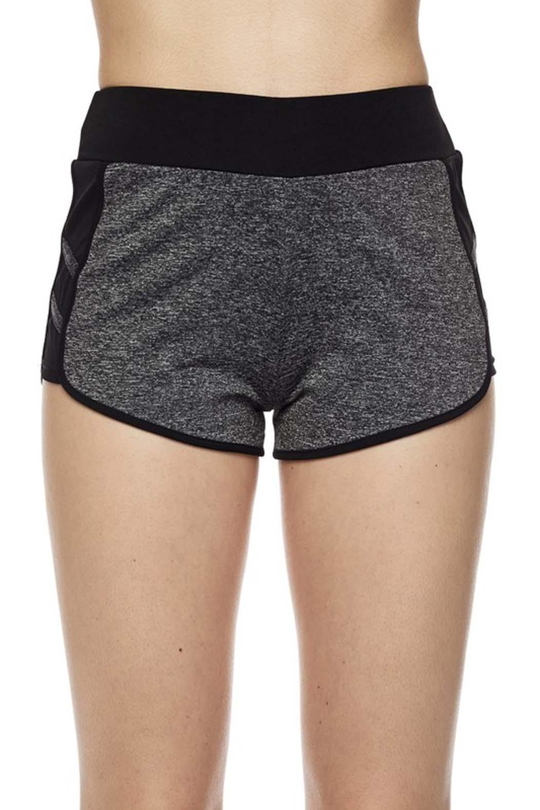New Mix Superstar Striped Short - Side Cropped Image