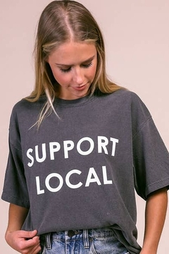Charlie Southern Support Local Tee - Alternate List Image