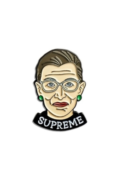 The Found Supreme Rbg Pin - Alternate List Image