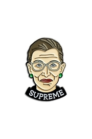 The Found Supreme Rbg Pin - Product Mini Image