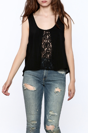 Surf Gypsy Lace Center Tank - Product Mini Image