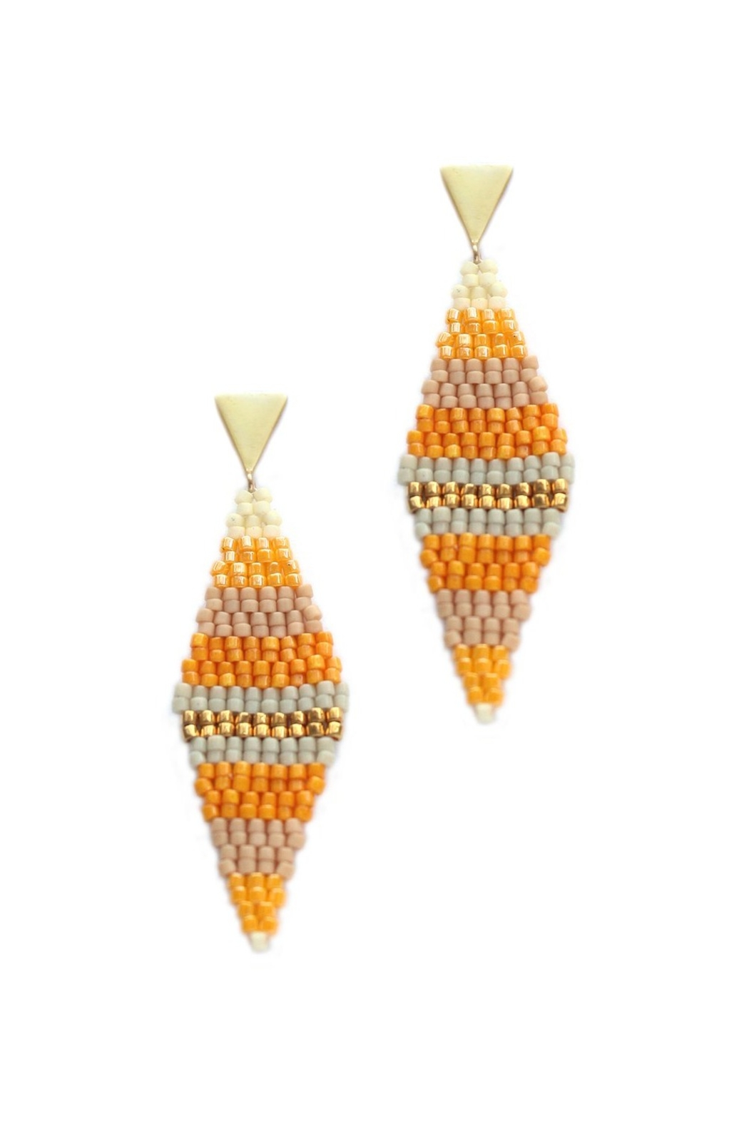 Bluma Project Surf's Up Earrings - Main Image