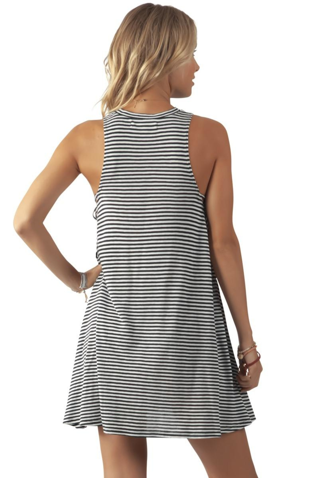 Rip Curl Surf Tank Dress - Front Full Image