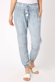 Surf Gypsy Pleated Jogger - Product Mini Image