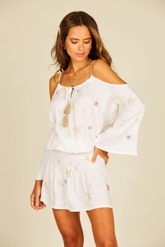 Surf Gypsy Star Print Dress - Product List Image