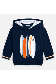 Mayoral Surfboard Sweatshirt - Front cropped