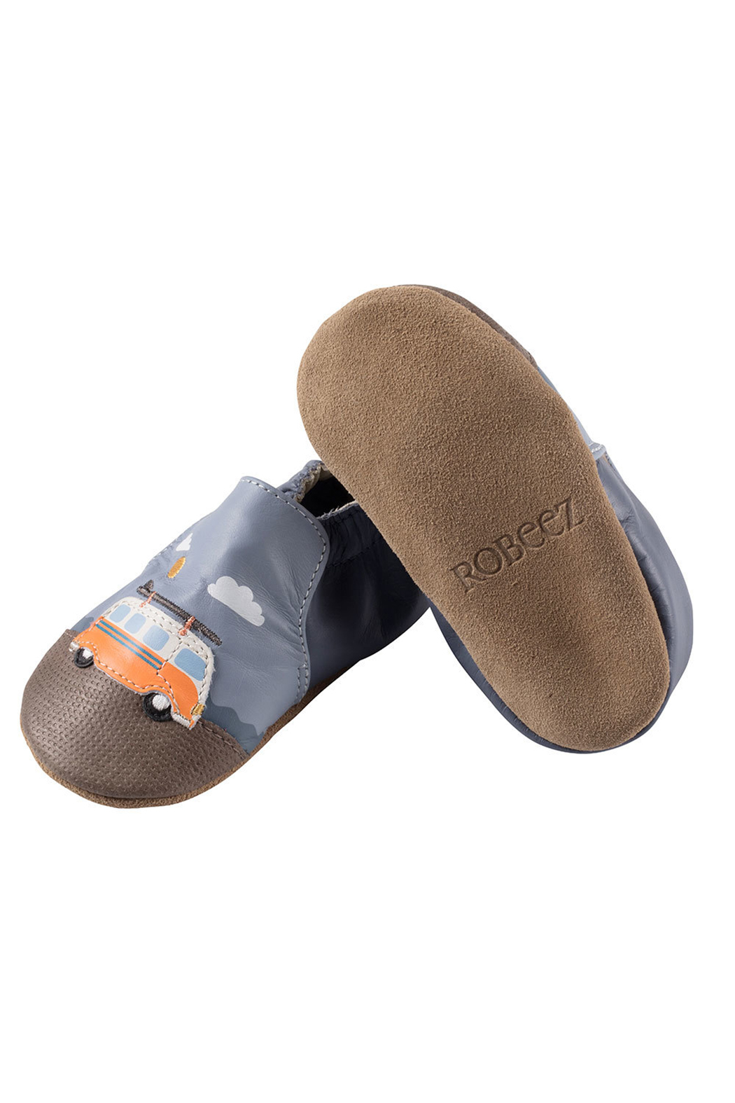 Robeez Surfing Summer Soft Soles - Side Cropped Image