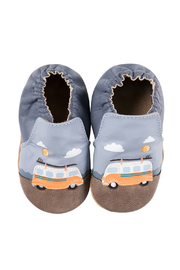 Robeez Surfing Summer Soft Soles - Front cropped