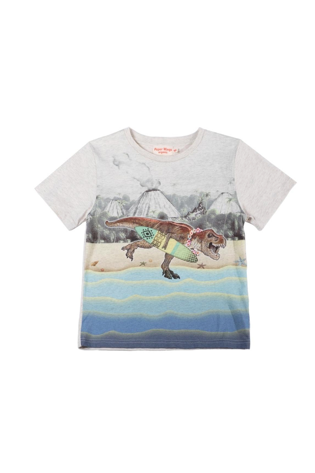 Paper Wings Surfs Up Classic T Shirt - Main Image