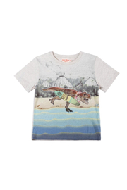 Paper Wings Surfs Up Classic T Shirt - Front cropped