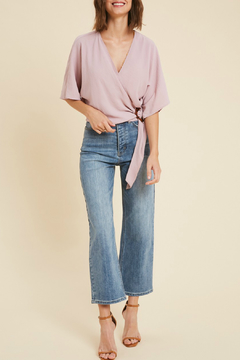 Wishlist SURPLICE BLOUSE - Product List Image
