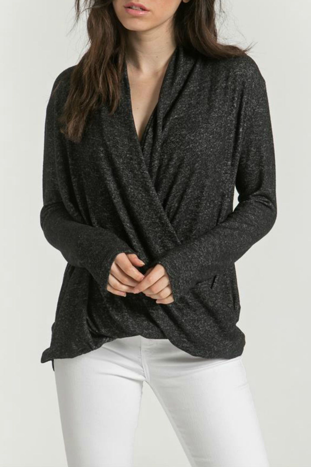 c5920dc077 COA Surplice Cozy Knit Sweater from New Jersey by Charlotte s Web ...