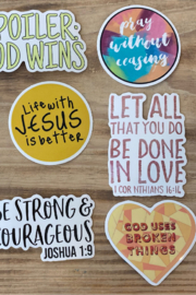 Kindred Mercantile  Surprise Stickers - Product Mini Image
