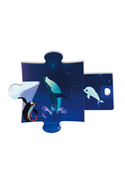 Janod Surprise Puzzle Under The Stars - Back cropped