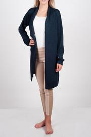 Survival Duster Sweater - Front cropped