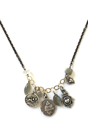 Susan Goodwin Jewelry Charm Necklace - Side cropped