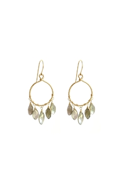 Shoptiques Product: Dreamcatcher Labradorite Earrings