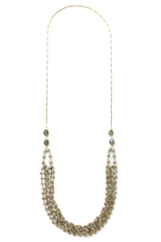 Susan Goodwin Jewelry Labradorite & Pearl Necklace - Product Mini Image