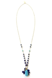 Susan Goodwin Jewelry Lapis & Turquoise Necklace - Product Mini Image